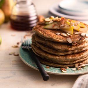 10 Grain Pancake & Waffle Mix Instructions