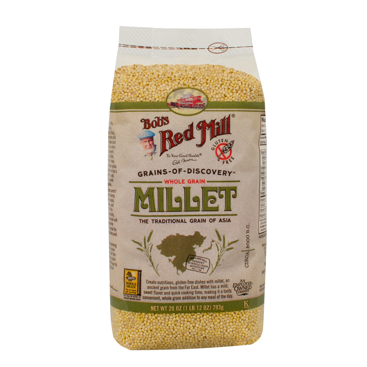 How To Make Millet Basic Preparation Bob S Red Mill
