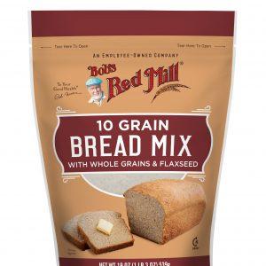 10 Grain Bread Mix Bread Machine Instructions