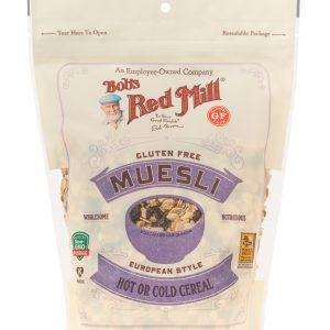 Basic Preparation Instructions for Gluten Free Muesli