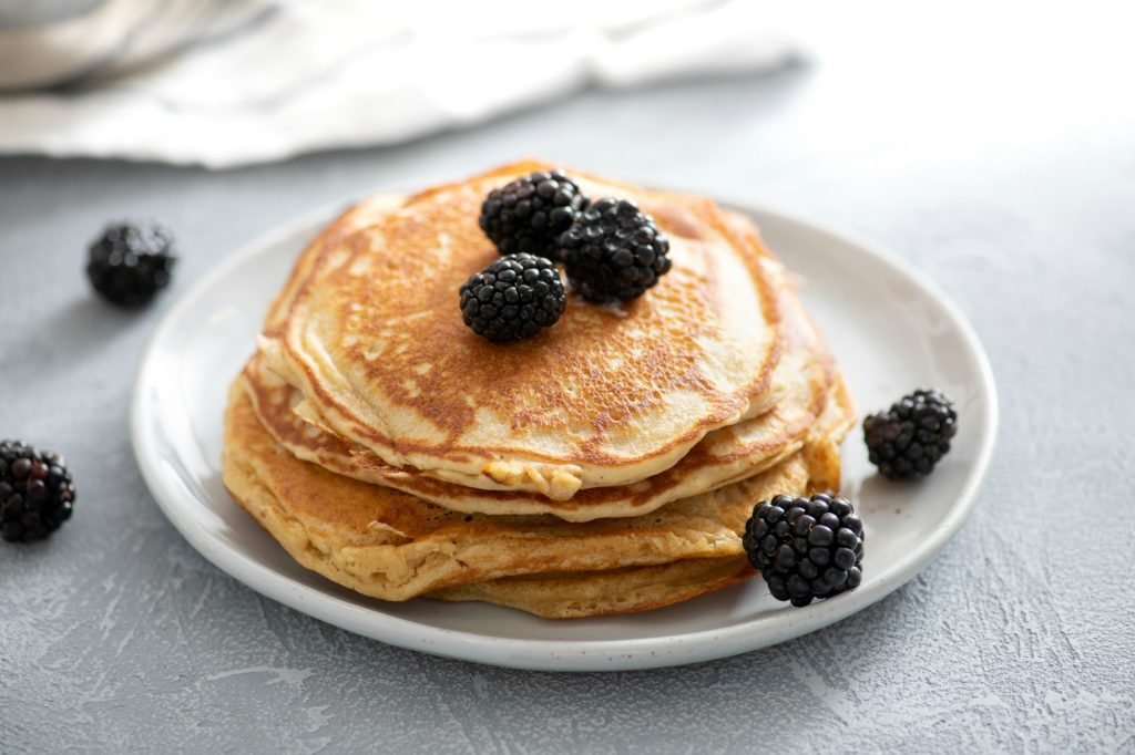 Bob's Favorite Gluten Free Pancakes Recipe | Bob's Red Mill