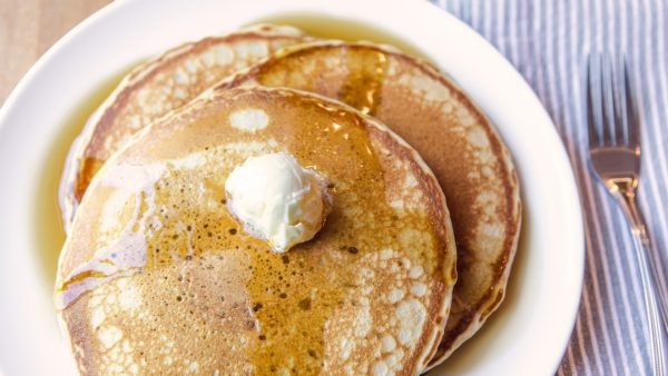 How to make bobs favorite gluten free pancakes bobs red mills share this recipe ccuart Images