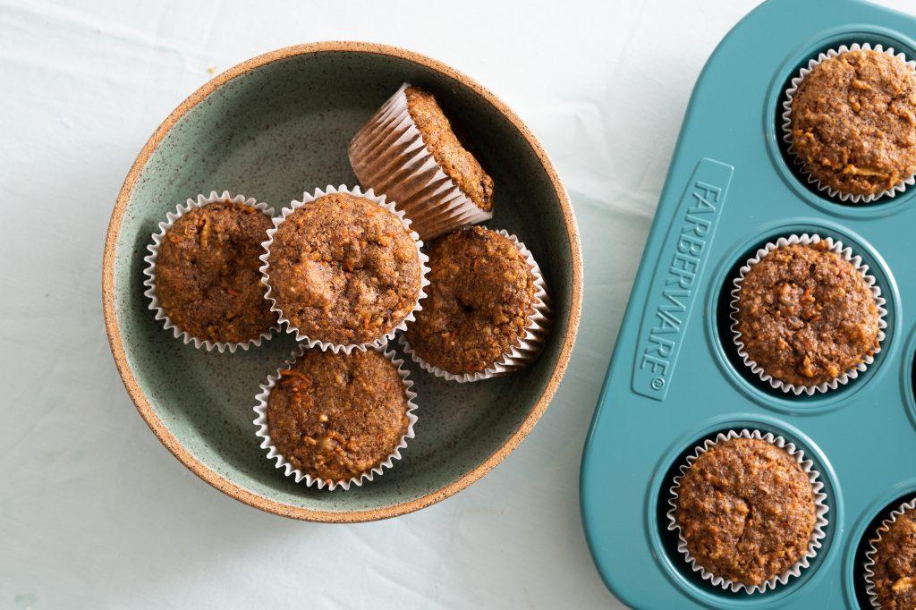 Bran Flax Muffins Recipe | Bob's Red Mill