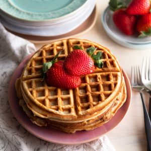Basic Preparation Instructions for Buttermilk Pancake and Waffle Mix