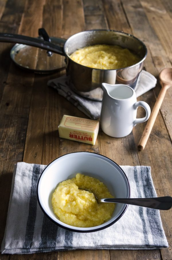 How to make corn grits quick and easy bobs red mill share this recipe ccuart Images