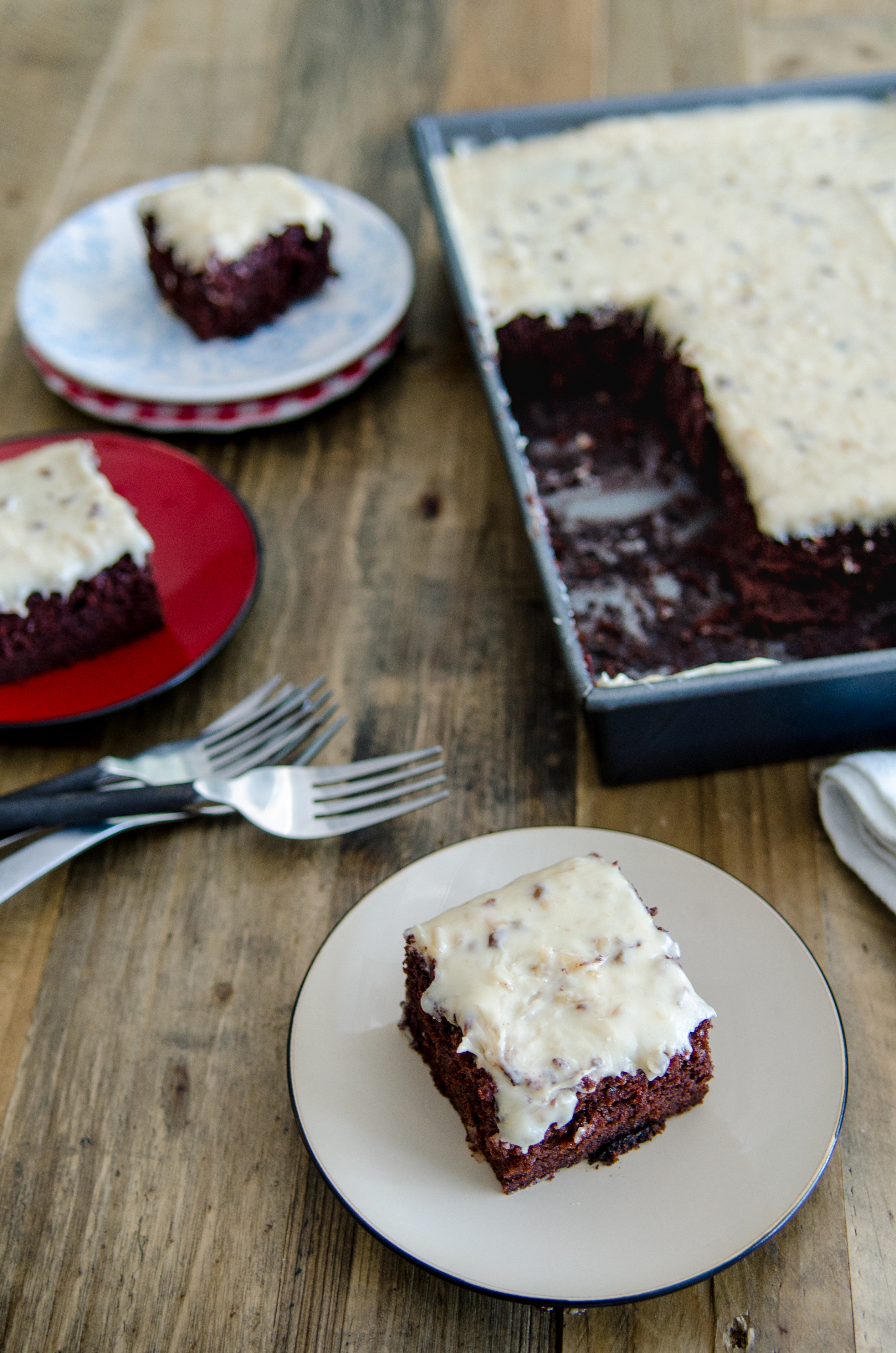 Red mill gluten free cake recipes