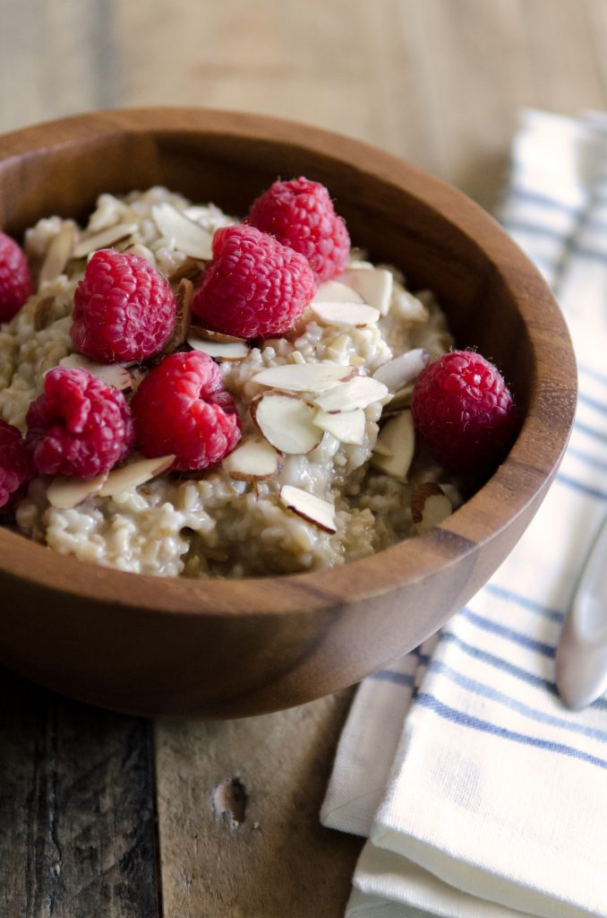 Basic Preparation Instructions For Steel Cut Oats Recipe Bobs Red