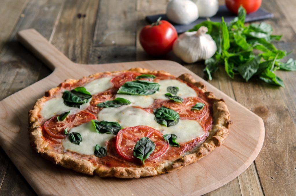 Gluten Free All Purpose Pizza Crust Recipe   Bob's Red Mill