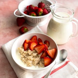 Basic Preparation Instructions for Instant Oatmeal