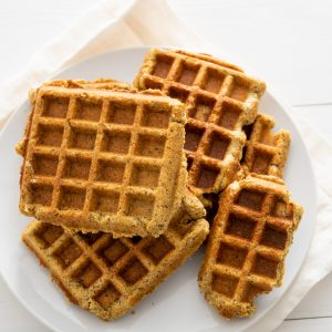 Multi Grain Waffles