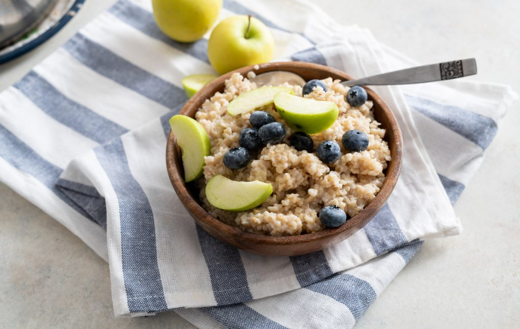 Basic Preparation Instructions For Quick Cooking Steel Cut Oats