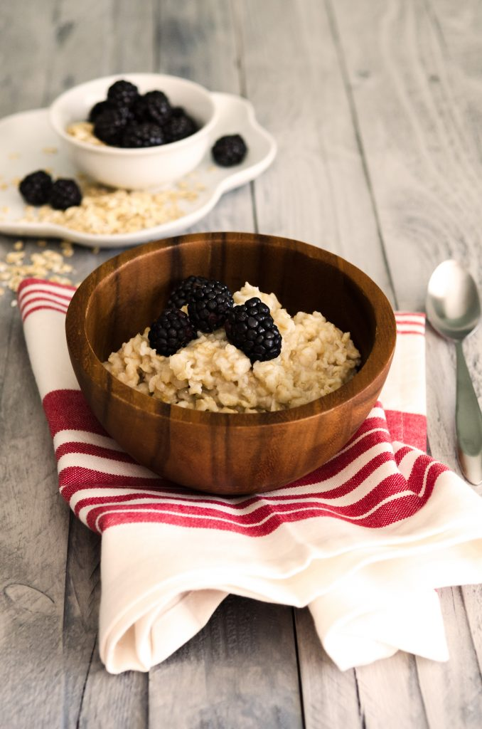 Basic Preparation Instructions For Thick Rolled Oats Recipe Bobs
