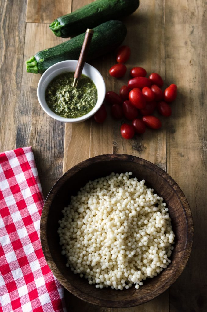 Basic Preparation Instructions For Traditional Pearl Couscous Recipe