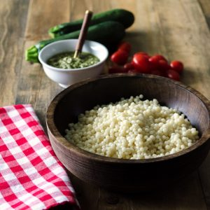 Basic Preparation Instructions for Traditional Pearl Couscous