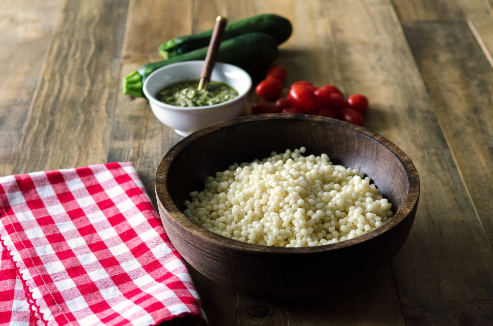 Basic Preparation Instructions For Traditional Pearl Couscous Recipe Bob S Red Mill