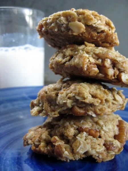 Maple Oat Nut Cookies Bob S Red Mill S Recipe Box