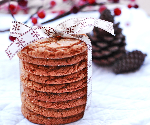 Ginger Spice Cookies Recipe Bob S Red Mill