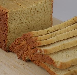 Gluten-Free Sandwich Bread for Conventional Oven