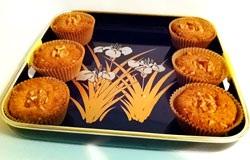The Ninja Baker's Gluten Free Breakfast Cupcake