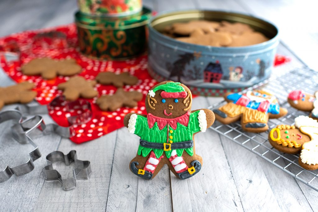 Christmas Gingerbread Cookies Recipe.Gingerbread Cookies Gluten Free Recipe Bob S Red Mill