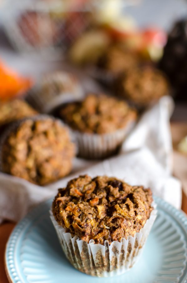Morning Glory Muffins | Bob's Red Mill's Recipe Box