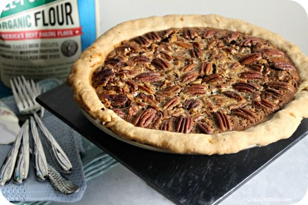 Bourbon Pecan Pumpkin Pie | Bob's Red Mill's Recipe Box