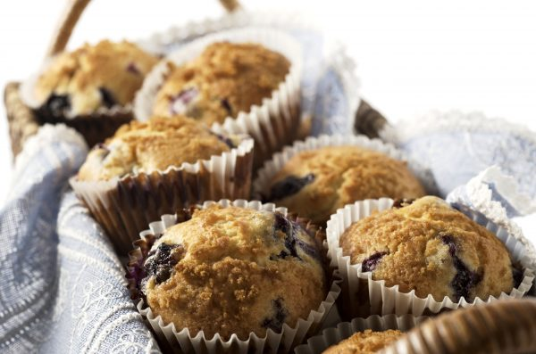 Mixed Berry Muffins (Sugar Free, Wheat Free ) | Bob's Red ...