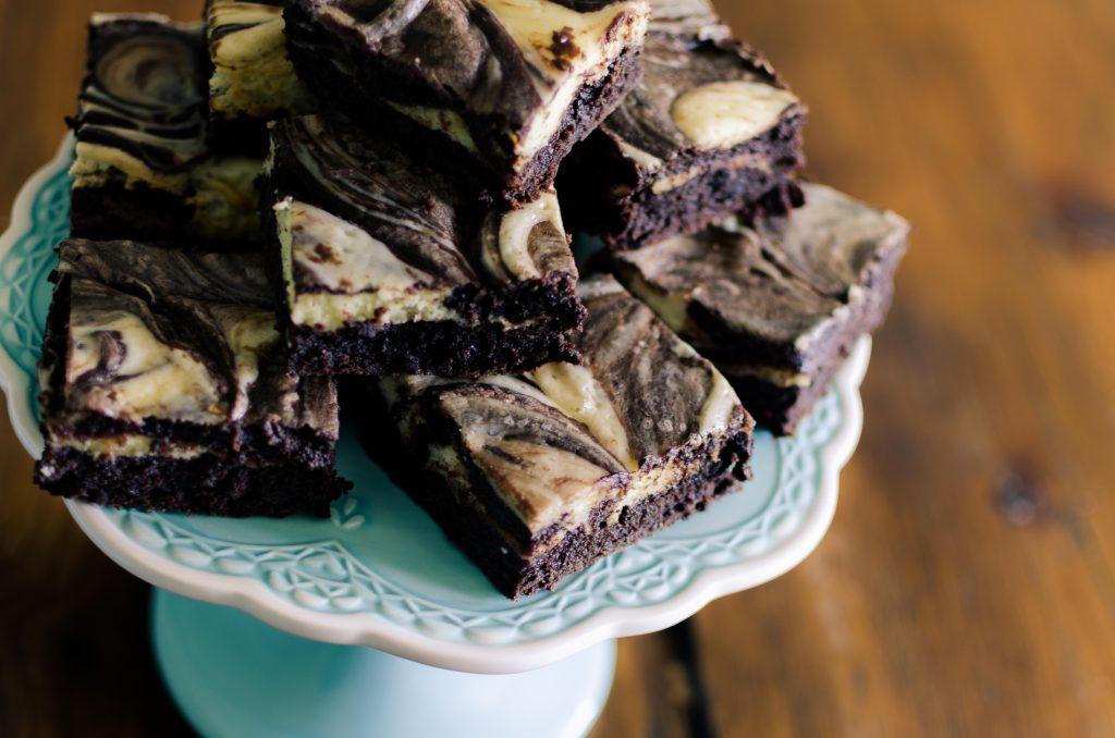 Cream Cheese Brownies Recipe Bob S Red Mill