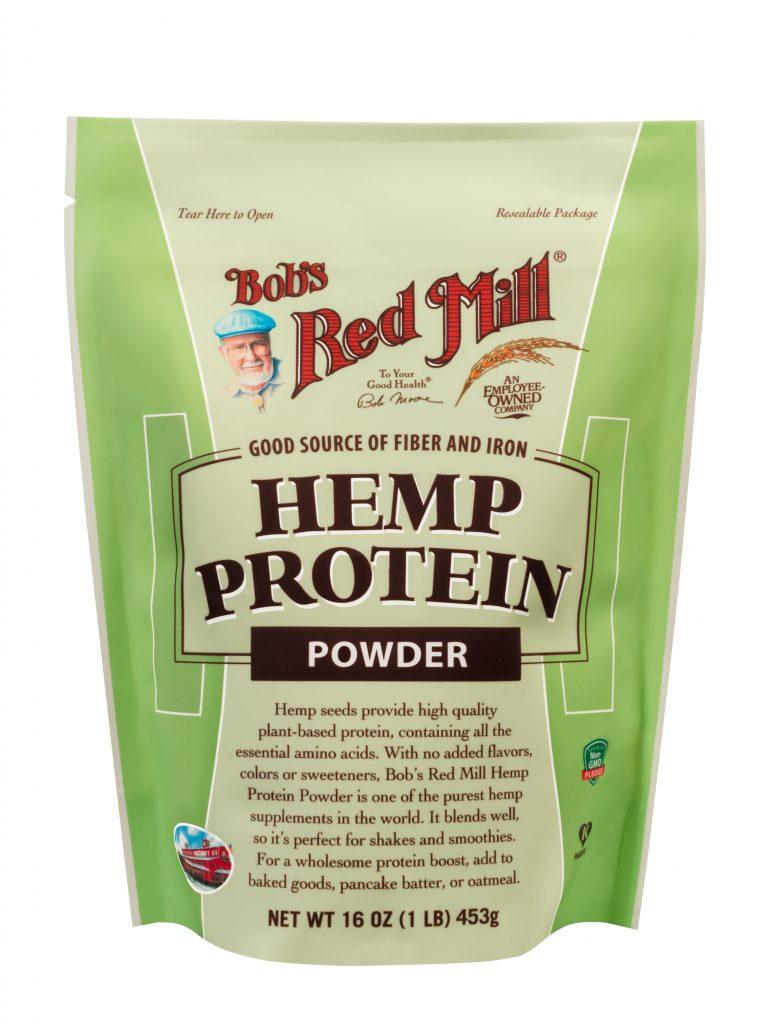 Basic Preparation Instructions For Hemp Protein Powder Recipe Bob S Red Mill