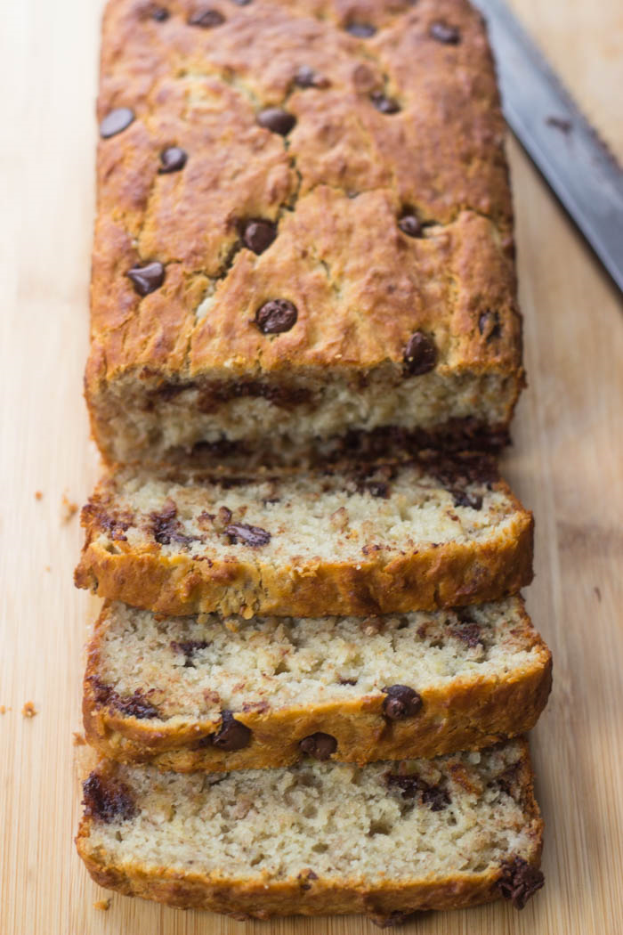 Best Ever Moist Gluten Free Banana Bread Recipe