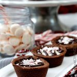 Peppermint Eggnog Brownie Cups | Bob's Red Mill