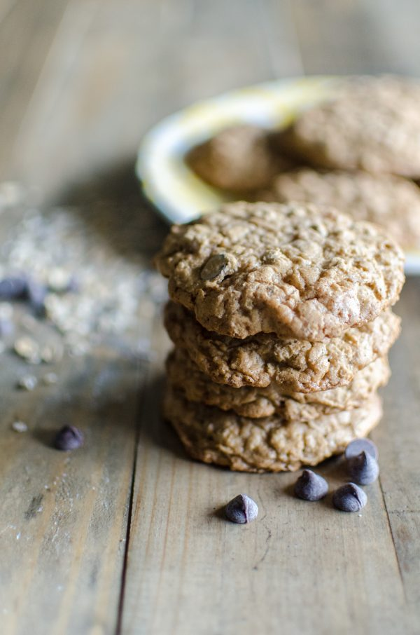 Oatmeal Chocolate Chip Cookies (gluten free) | Bob's Red ...