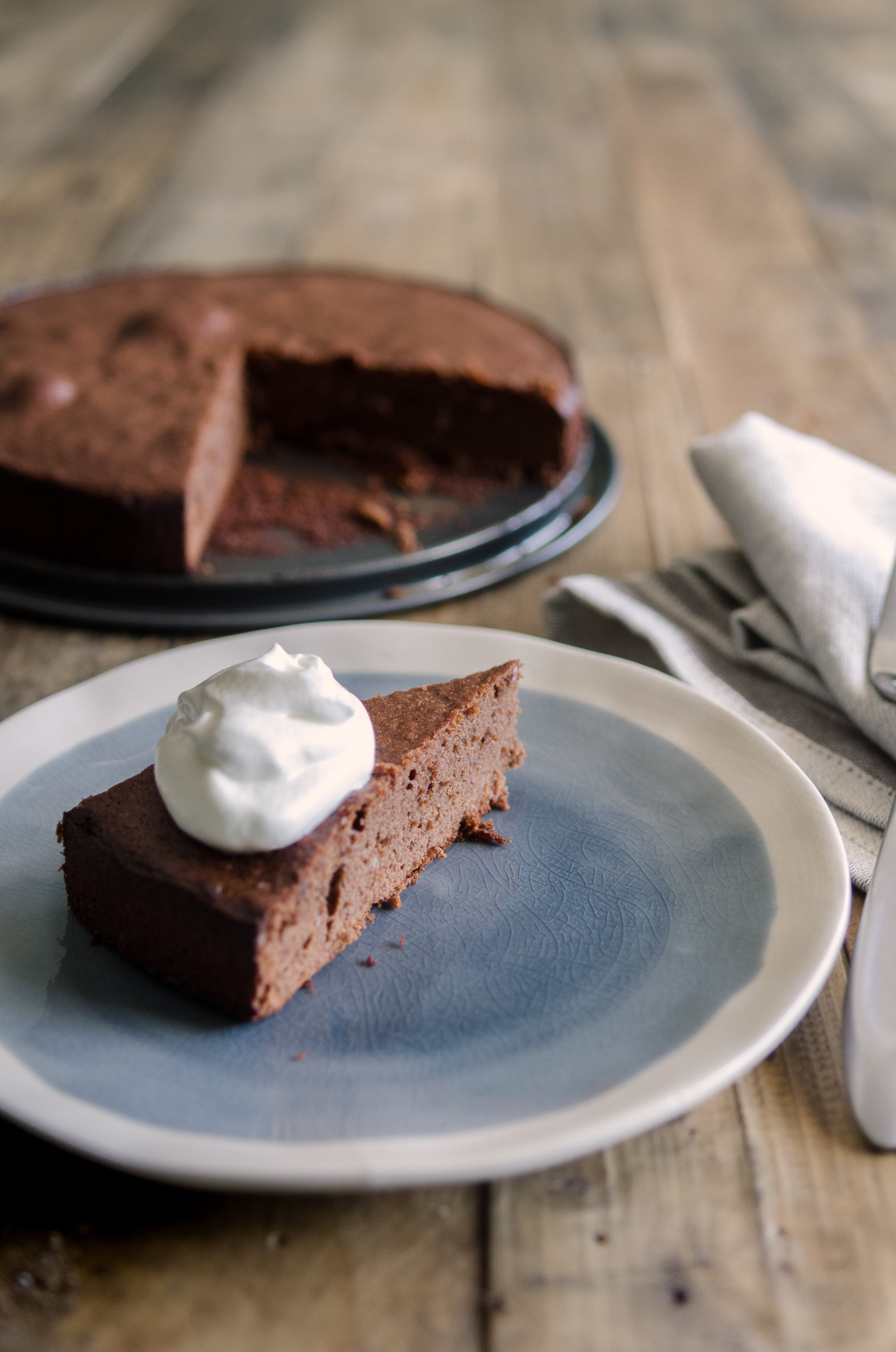 chocolate torte cake flourless chocolate almond torte bob s mill s recipe box 2911