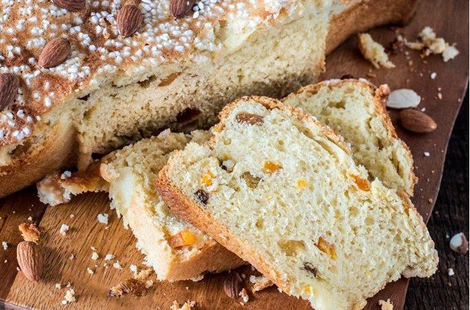 Easter Dove Bread (Colomba Pasquale) Recipe | Bob's Red Mill
