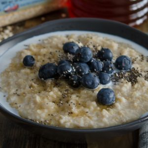 Basic Cooking Instructions for Organic Quick Cooking Rolled Oats
