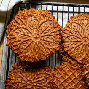 Gluten Free Corn Crackers