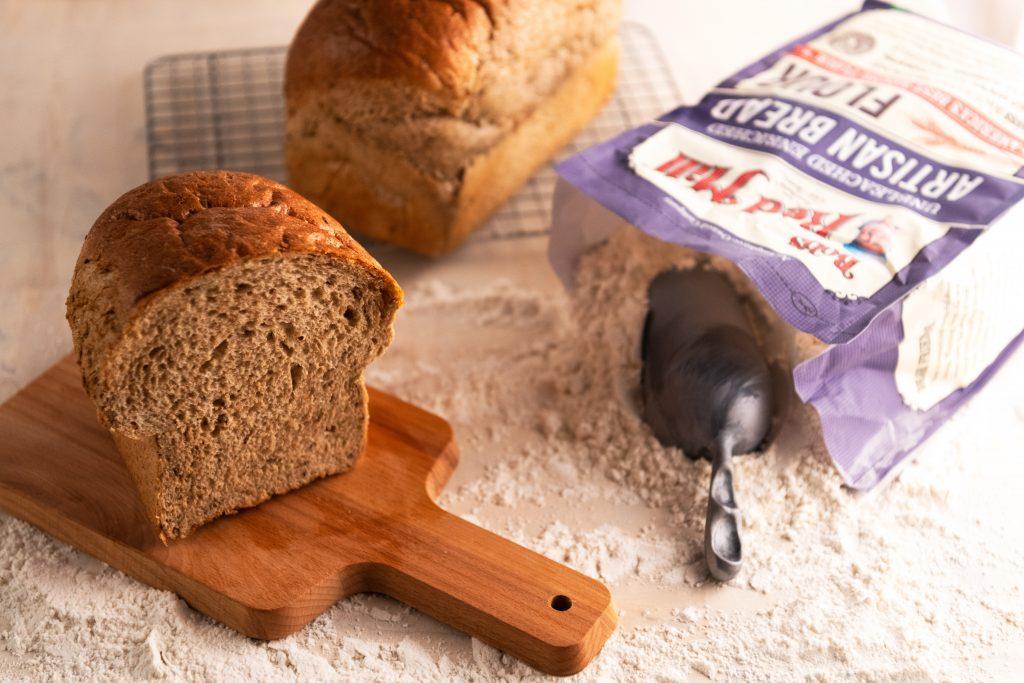 Bob S Red Mill Bakery Rye Bread Recipe Bob S Red Mill
