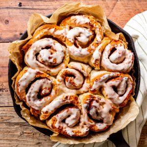 Soft and Fluffy Gluten Free Cinnamon Rolls