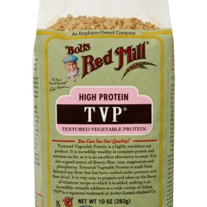 Basic Cooking Instructions for TVP® (Textured Vegetable Protein)