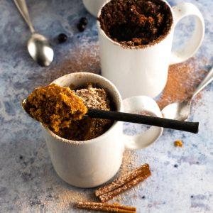 Salted Date & Bran Mug Muffin