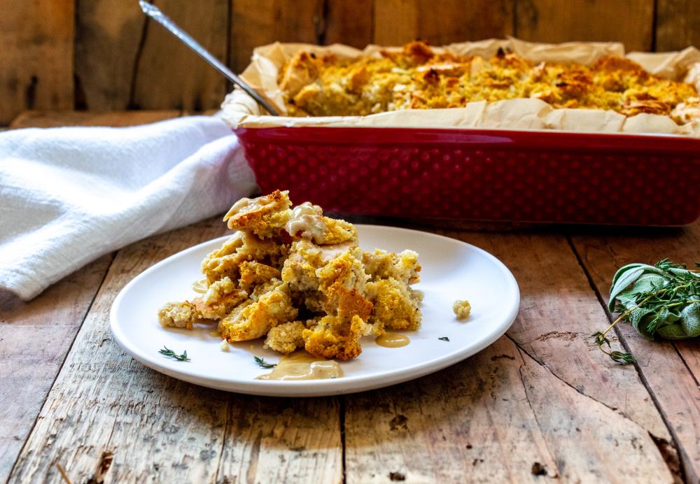 bobs red mill gluten free cornbread stuffing recipe