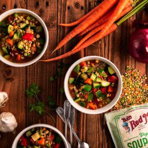 Classic Vegetable Soup