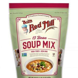 Basic Preparation Instructions for 13 Bean Soup Mix