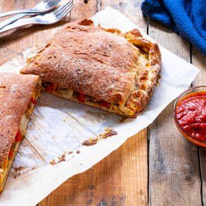 Gluten Free Calzone