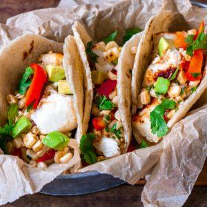 Tortillas (With Gluten Free Option)