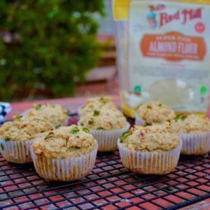 Vegan Savory Mediterranean Muffins