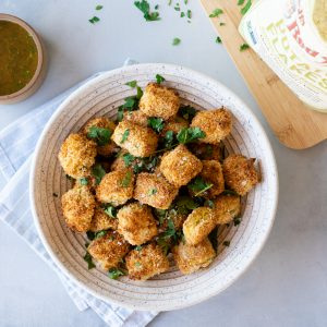 Curried Potato Nuggets